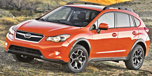 "Subaru'ya '2016 Top Safety Pick +"" Ödülü"