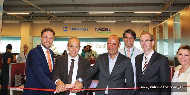 SunExpress'in çağrıları Turkcell Global Bilgi'de
