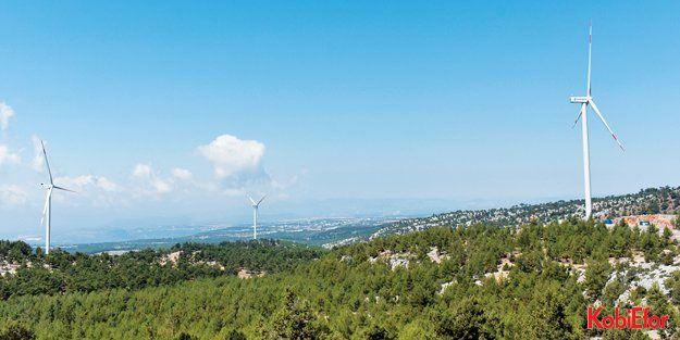 Sur Enerji'den 315 milyon TL'lik RES Projesi