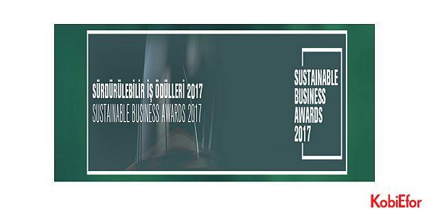 'Sürdürülebilir İş Ödülleri' için başvuru tarihi 15 Ağustos