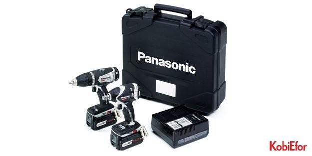 Tamirat ustası babaların hediyesi; Panasonic profesyonel el aletleri