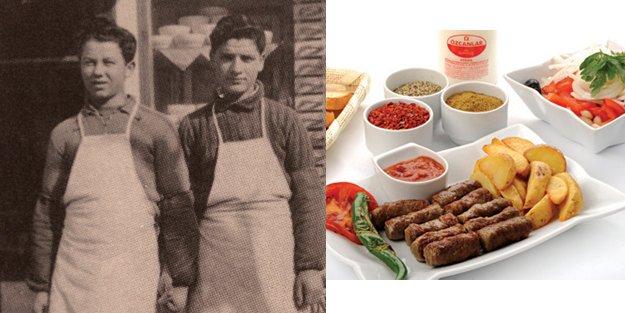 Tarih kokan köfteci: Özcanlar Köfte
