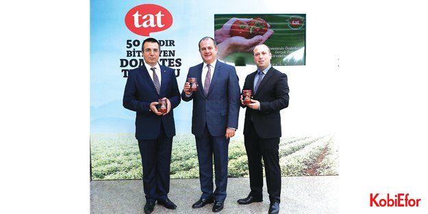 TAT tarımda dijitalleşmeye öncülük ediyor