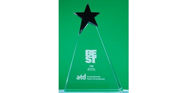 TEB Akademi, ATD 2015'te Türkiye'nin en iyisi seçildi