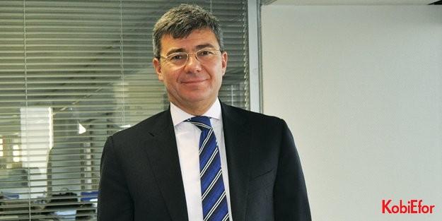 TEB Faktoring Genel Müdürü  Çağatay Baydar