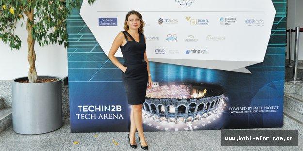 TECHIN2B–TECH ARENA: 'Teknoloji Temelli Girişimcilik'