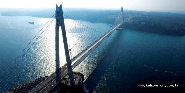 Tekno Maccaferri'den Yavuz Sultan Selim Köprüsü'ne özel çözüm