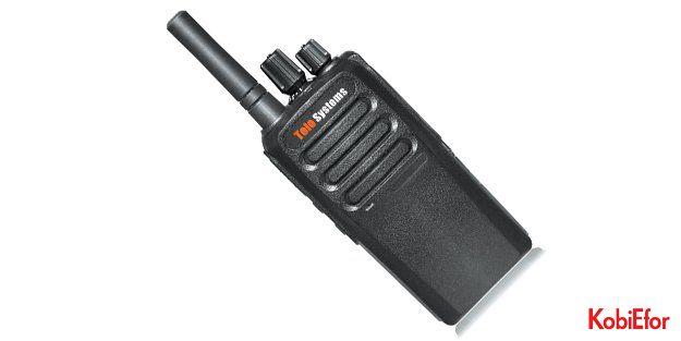 TELSİZNET, 'TE385' modeliyle sahada yüksek kaliteli iletişim