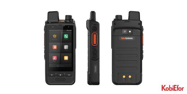 """TELSİZNET 'TE590"""" NFC ve Dispatcher özellikleriyle takibi kolaylaştırıyor"""