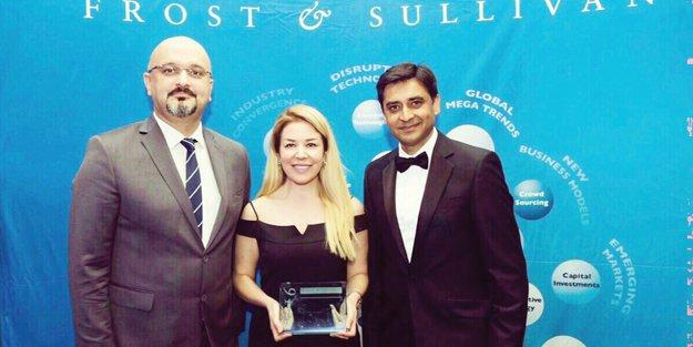 TEMSA'nın akıllı otobüsü Avenue iBUS'a en yenilikçi ürün ödülü