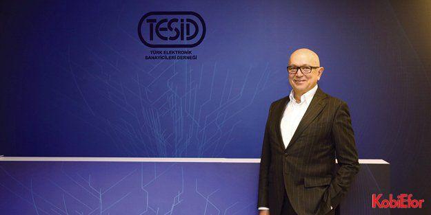 TESİD'in Başkanı Netaş CEO'su C. Müjdat Altay oldu