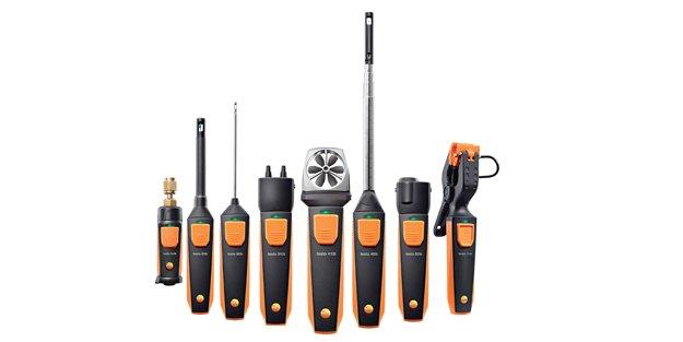 Testo yeni, akıllı ölçüm cihazlarını piyasaya sürdü!