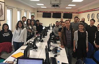 IFS Türkiye'den,Yeditepe Üniversitesi'nde ERP Eğitimi