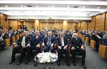İSO, Sanayi ve Teknoloji Bakanı Mustafa Varank'ı konuk etti