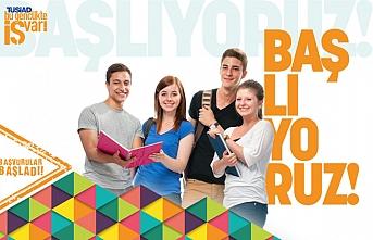 """""""TÜSİAD Bu Gençlikteİş Var!"""" girişimcilikprogramına dönüşüyor"""