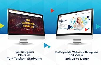 Türk Telekom'a iki ödül birden