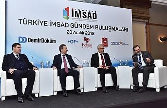 """Türkiye İMSAD Başkanı Ferdi Erdoğan:""""2019 yılı ihracat hedefimiz 22 milyar dolar"""""""