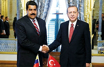 Türkiye-Venezuelayakınlaşmaktan da öte;YENİ BİR ÜLKE KAZANDIK