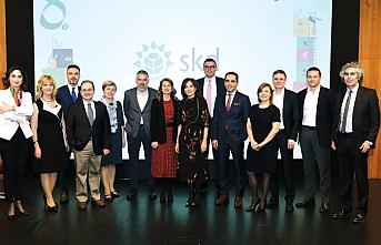 Ebru Dildar Edin, ikinci kez SKD Türkiye Başkanı