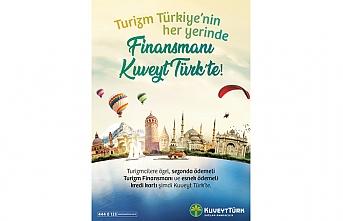 Kuveyt Türk'ten turizmcilere özel finansman paketi