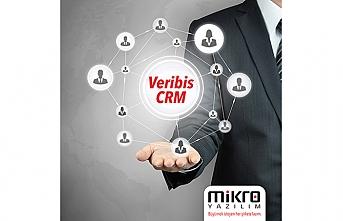 """""""Mikro Yazılım ve Veribis CRM ile müşterilerin kontrolü sizde"""