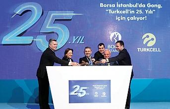 Turkcell 2019 için hedef büyüttü