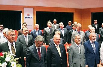 Birlik OSB Başkanı Şenol Telli güven tazeledi