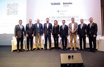 """E-Ticaretin Gelişimi, Sınırların Aşılması ve Yeni Normlar"""" raporu tanıtıldı"""