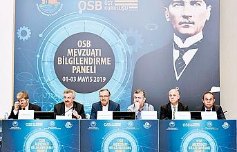 """""""OSB'ler Türkiye'nin üreten gücü haline geldi"""""""