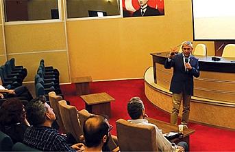 Konya OSB'de İnovasyonBilgilendirme Toplantısı