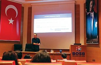 2019 yılı Birlik OSB Eğitim Günleri başladı