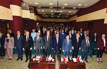 """""""KOBİ'lere Girişimcilere Sağlanan Destekler ve Finans Olanakları""""toplantısında Trabzonlu sanayiciler vurguladı: """"Finans sektörüKOBİ'lere danışmanlık yapmalı"""""""