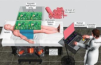 Kapsül robotlara biyopsi yaptıracak araştırmacıBoğaziçi'nde