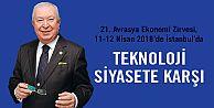 21. Avrasya Ekonomi Zirvesi, 11-12 Nisan 2018de, İstanbulda