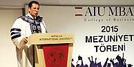 Uluslararası Antalya Üniversitesi'nde
