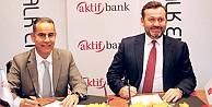 Aktif Bank ile Halk Enerji ortak şirket kurdu