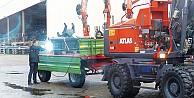 Alman iş makineleri üreticisinden Van#039;a yatırım