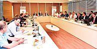 Antalya, Isparta, Burdur OSBleri İstişare Toplantısı yapıldı
