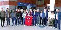 Antalya OSB Brezilyadan döndü