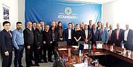 Antalya OSB Kazakistan#039;ta 60 firma ile görüştü