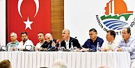 Antalya OSB sanayicisinden Köksal Sarıya tam destek