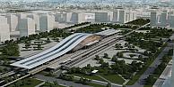 Astana Uluslararası Tren İstasyonu HYFIX ile güvende