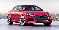 Audi'nin sportif ikonu TT