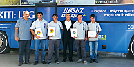 AYGAZ'dan üstün hizmet ve güvenlik eğitimleri
