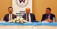 """Başbakan Yardımcısı Fikri Işık: GTÜ bölgemiz için bir şanstır"""""""