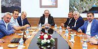 Bilim, Sanayi ve Teknoloji Bakanı Dr. Faruk Özlü, Gebze Güzeller OSBdeydi
