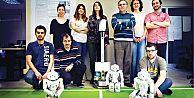 Boğaziçi Üniversitesi'nde sosyal robot göreve hazır