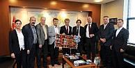 Bosna Podrinje Kantonu Belediye Başkanı BTSOda