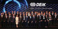 DEİK Olağan Genel Kurulu İstanbul'da gerçekleşti