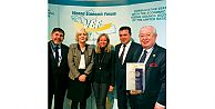 Dr. Akkan Suvere Avusturyadan Büyük Ödül